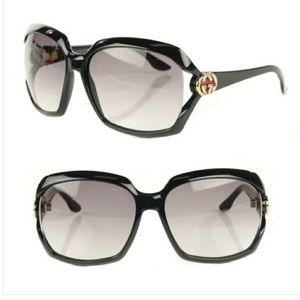 Gucci GG Web Sunglasses